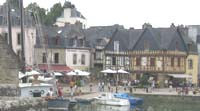 St-Goustan Port, Auray in Brittany France