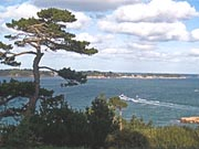Brehat Island in Brittany
