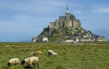 Mont Saint Michel, The Emerald Coast