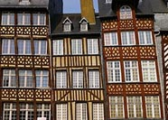 Rennes in Brittany France