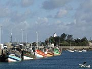 Roscoff in Brittany France